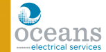 Oceans Electrical Services Logo